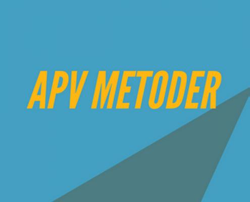 APV metoder