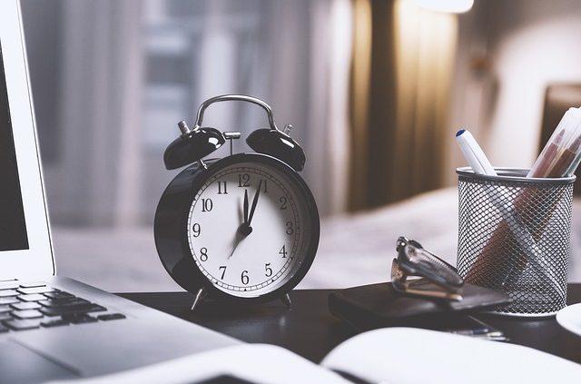 tid på værdifulde møder