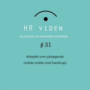Arbejdet som Jobsøgende_(måske med handicap) - en podcast fra HR viden