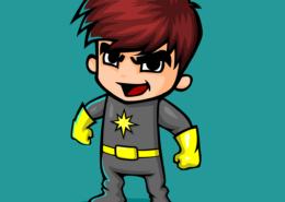 iværksætter superman